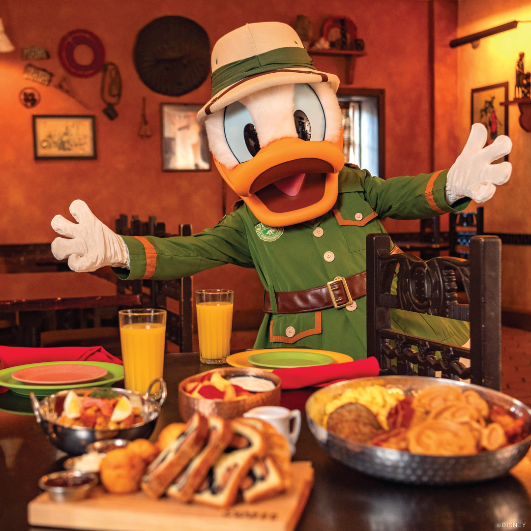 Tusker House Restaurant at Disney's Animal Kingdom Reopening on June 20th