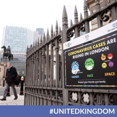U.K. Prime Minister Boris Johnson Delays Lockdown Easing By A Month