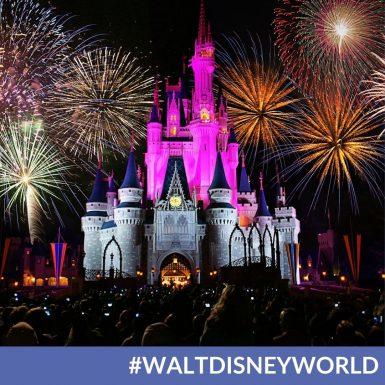 Walt Disney World to Bring Back Fireworks in July?