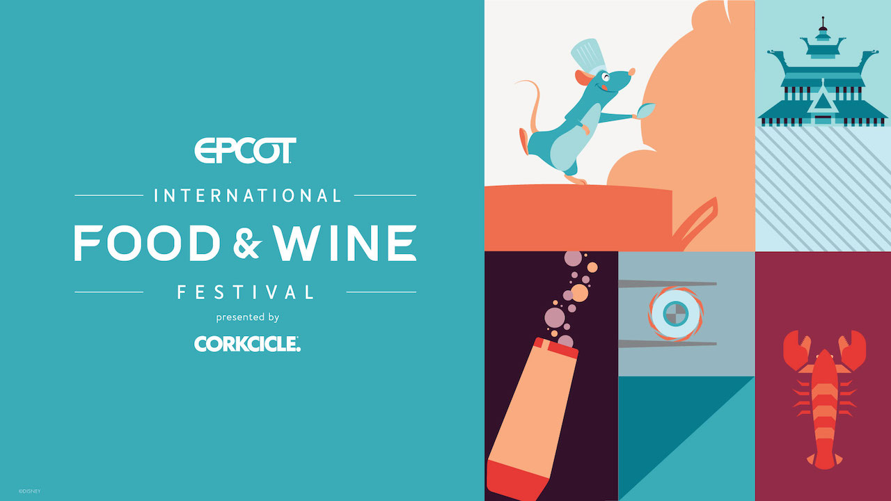 EPCOT International Food & Wine Festival Returns July 15th. Here's All the Details!