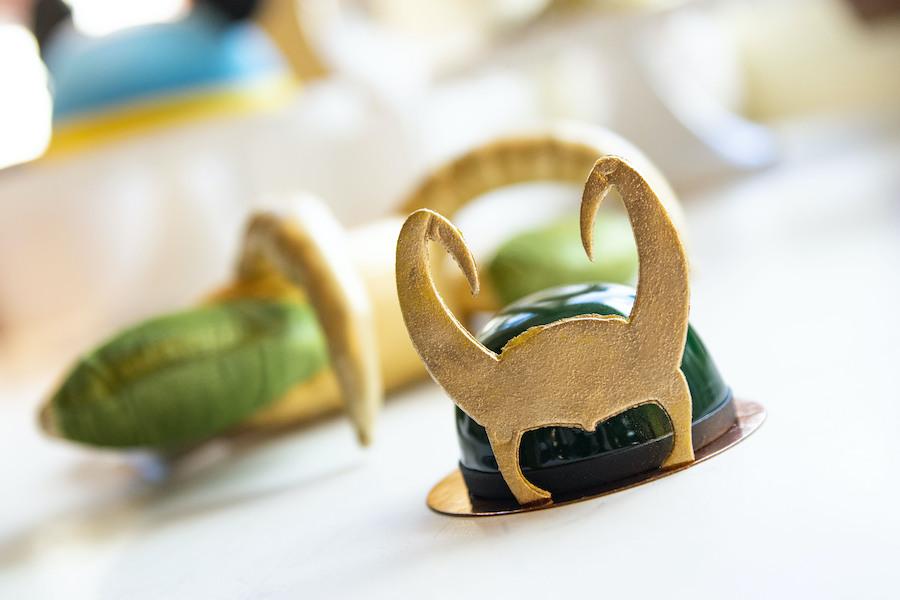 Try These New Loki Sweet Snacks at Disney Springs