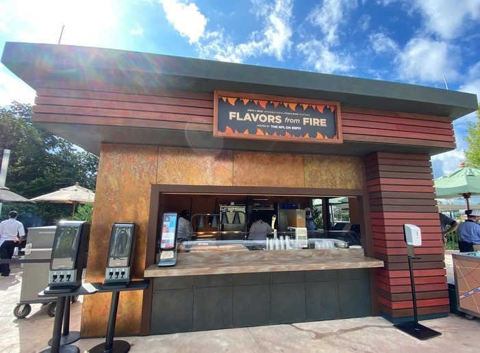 2020-epcot-food-and-wine-festival-flavors-from-fire-booth