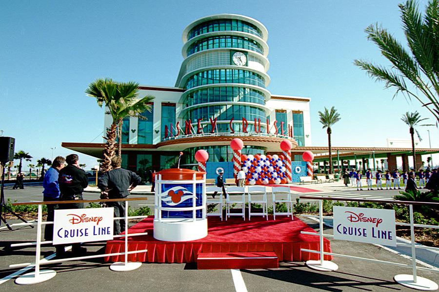 Disney Cruise Line Crusie Terminal