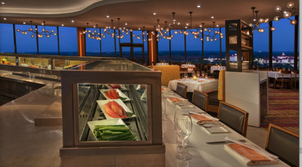 California Grill To Introduce Special Dining Experience To Celebrate 50th Anniversary
