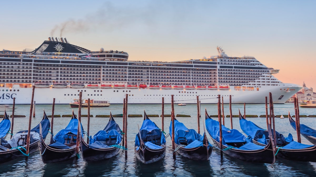 Here's What You Need To Know Before Booking A Cruise Ship To Venice