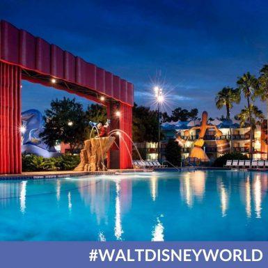 Construction to Start at Disney's All-Star Movies Resort Next Week