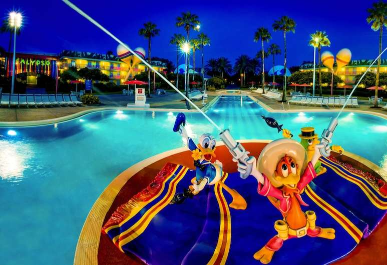 Walt Disney World Resorts Announces Reopening Dates for More Hotels