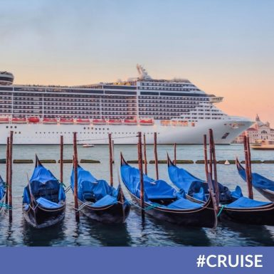 Venice Bans Large Cruise Ships From its Grand Canal