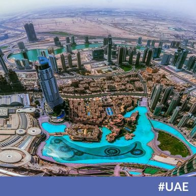UAE Opens Its Borders To Tourists In An Effort To Boost Tourism