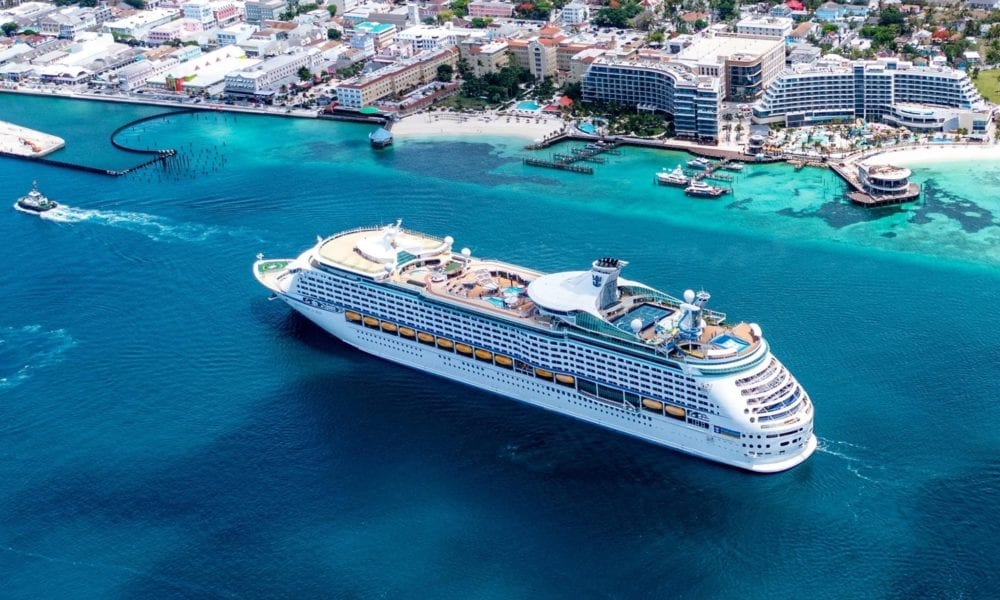 adventure of the seas in Nassau