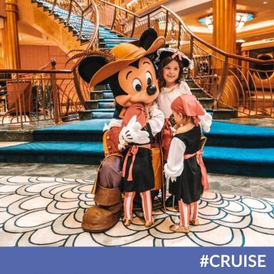 Disney Cruise Line Changes Face Mask Policy to Allow Mask Free Photos