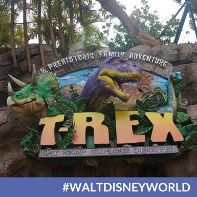 Disney Springs T-Rex Restaurant Dining Experience & Review | Best Disney World Food