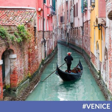 Soon Tourists Will Have to Pay to Visit Venice