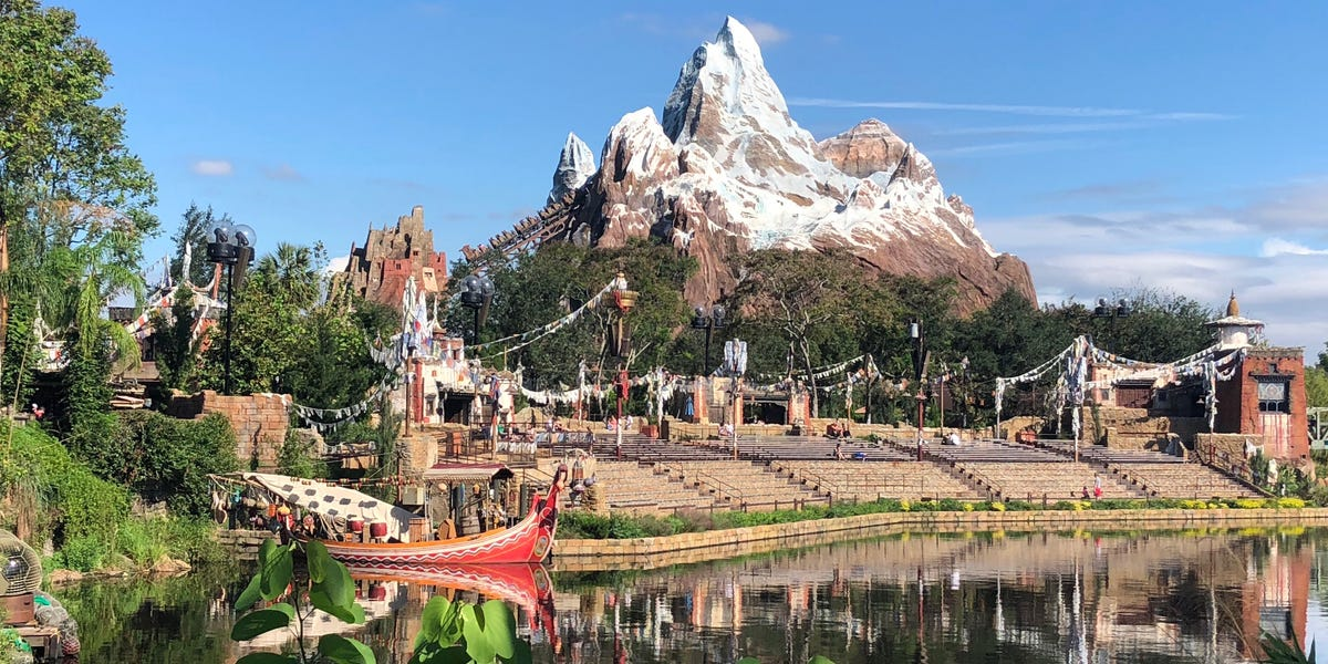 Animal Kingdom's Expedition Everest To Be Closed In 2022: Here's What You Need To Know