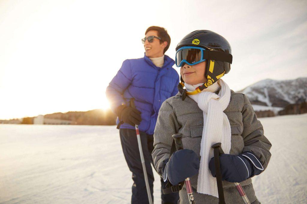 Club Med Quebec skiing