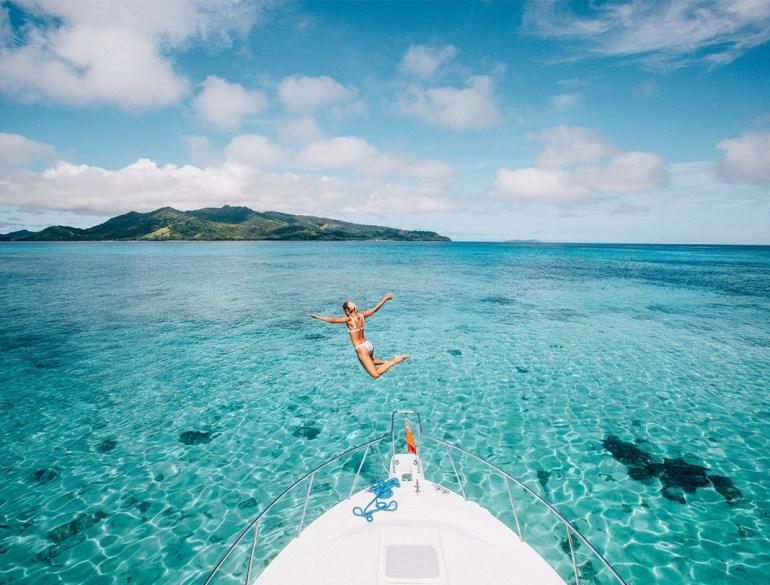 Fiji Boating