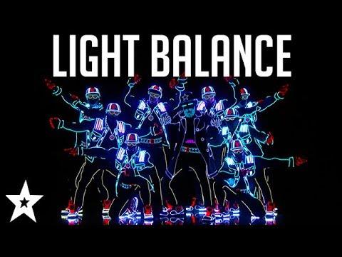 Light Balance on Norwegian Prima