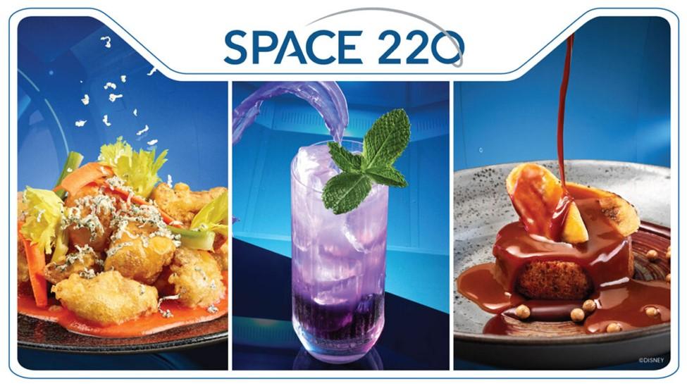 Space 220 f&b