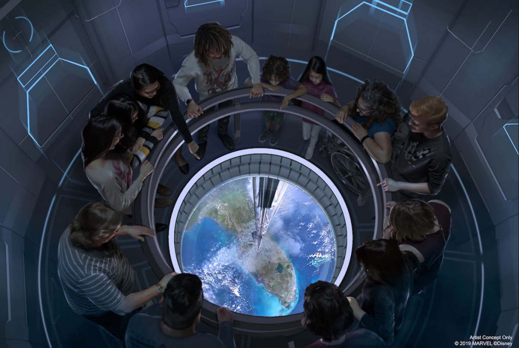 Space220-Elevator