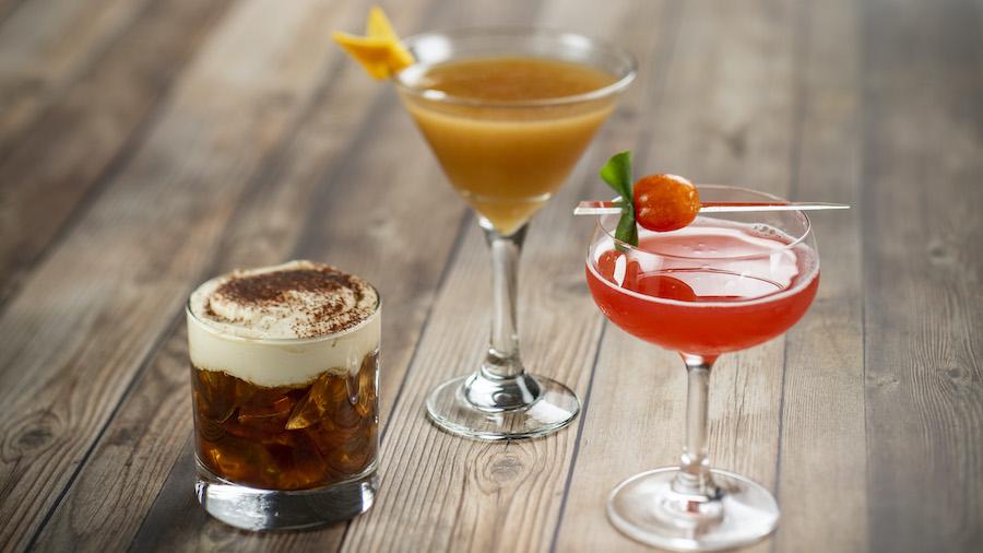 Steakhouse 71 cocktails