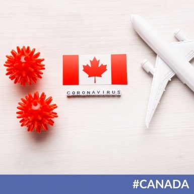 The CDC Is Telling Americans To Reconsider Travel To Canada