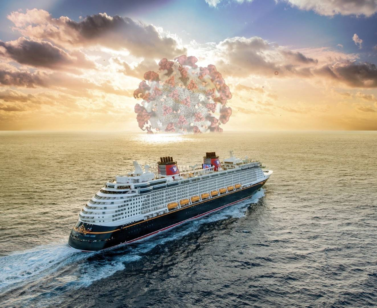 Disney Cruise Line Now Accepting Additional COVID-19 Test Options