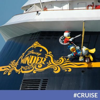 Disney Cruise Line Itineraries for 2022 Revealed- The Disney Wonder