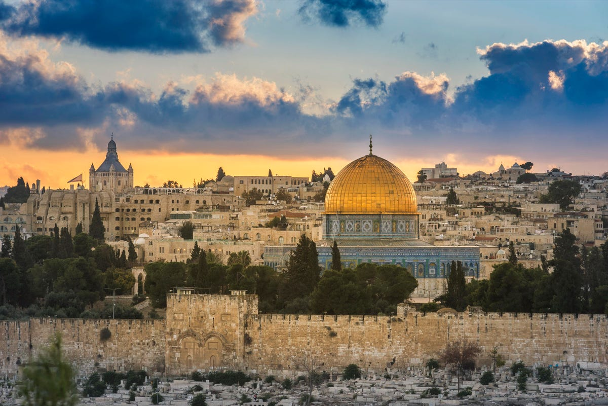 Here's What You Need To Know Before Booking Your Next Trip To Israel