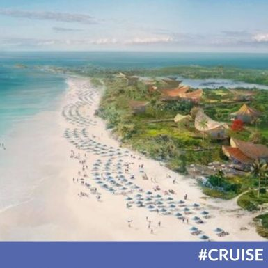 Bahamian Prime Minister Says New Disney Cruise New Private Island Lighthouse Point Looks Like it's a Go