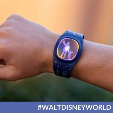 Walt Disney World Reveals New MagicBand+ Ahead Of 50th Anniversary Celebrations
