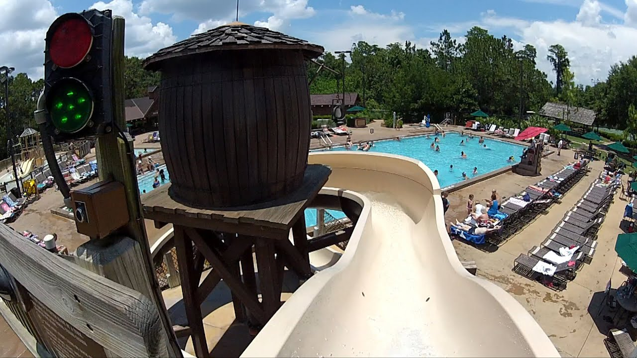 Walt Disney World Update: Two Resort Pools Closing For Refurbishment
