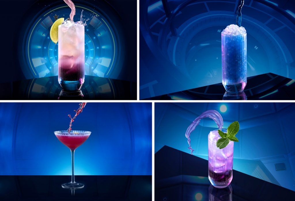 space 220 drinks