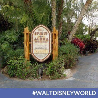 Will Disney Bring Back the Spirit Of Aloha Dinner at Polynesian Village Resort?