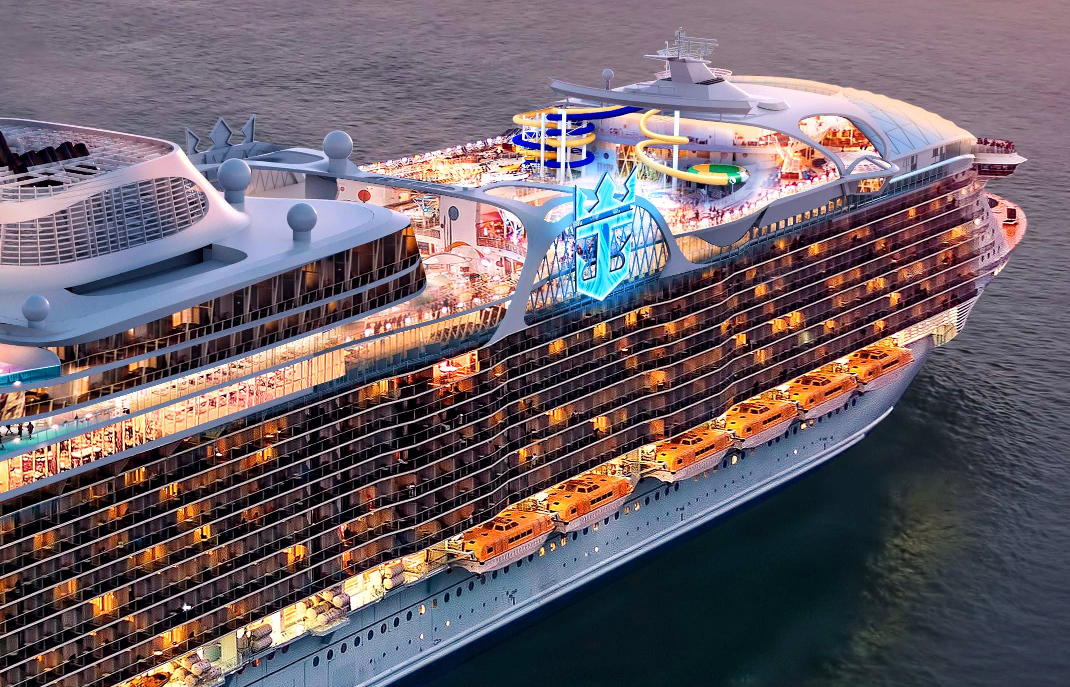 Royal Caribbean's Wonder of the Seas will be the World's Largest Cruise Ship When it Debuts in 2022
