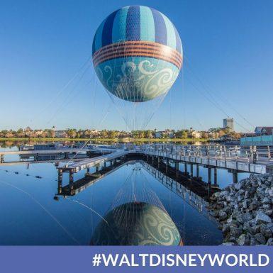Disney Springs' Helium Balloon Closed for Refurbishment