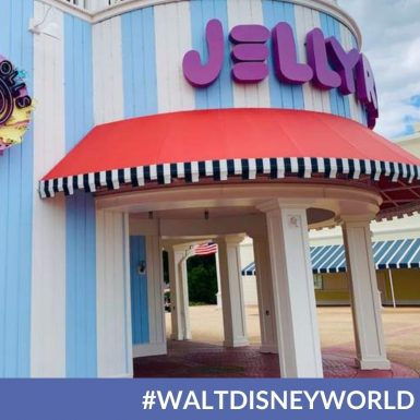 JellyRolls Reopens At Disney's Boardwalk