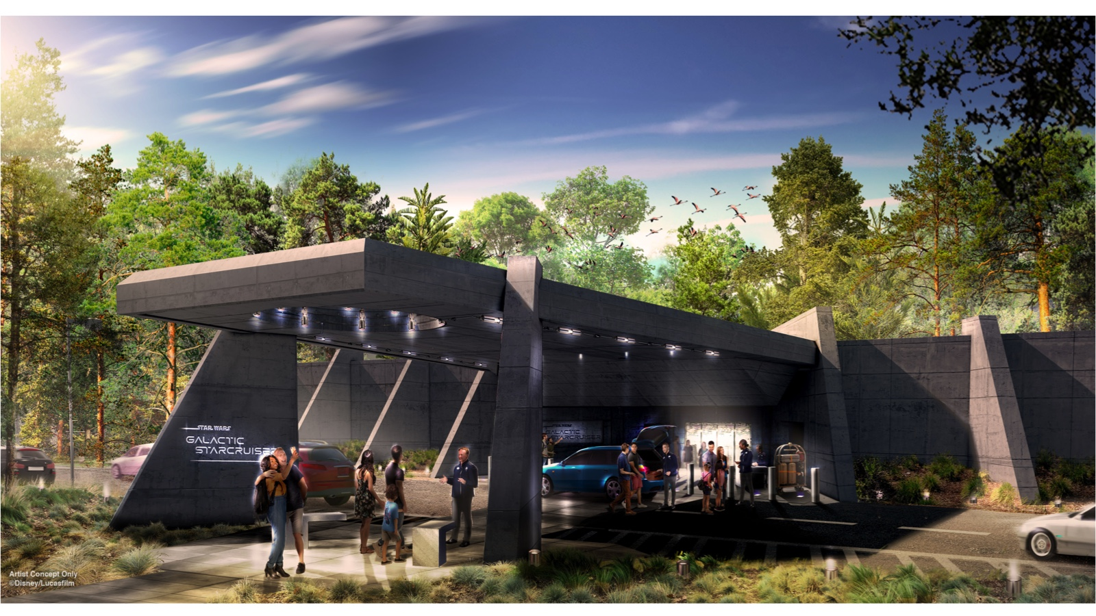 Walt Disney World Update: Star Wars: Galactic Starcruiser Pre-Sale Announced