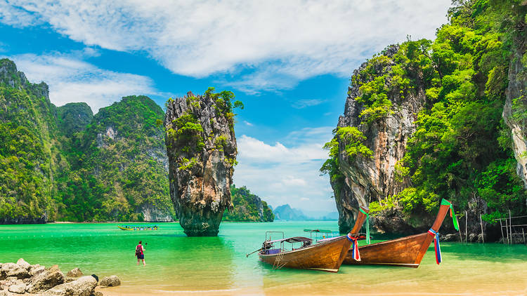 Thailand Is Reopening To Vaccinated Tourists