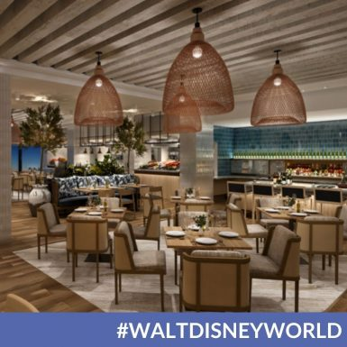 Here's What You Need To Know About Amare, The New Restaurant At Walt Disney World's Swan Reserve